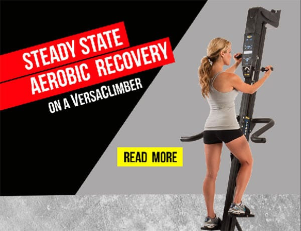 workout of the week versaclimber 57