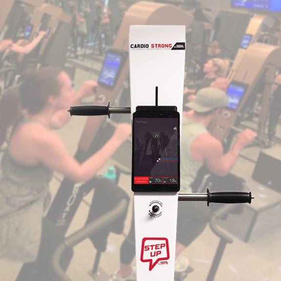 TS Commercial VersaClimber Vertical Climbing Machine