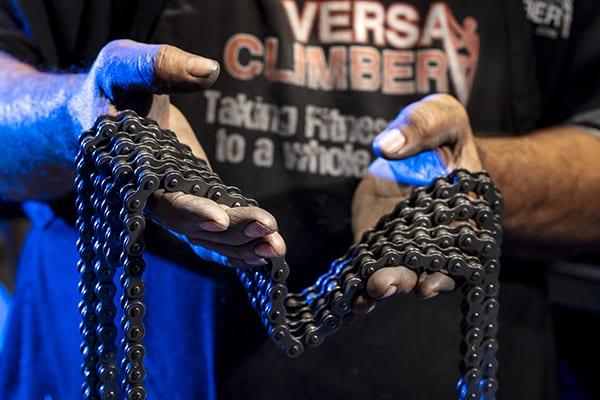 VersaClimber Chain