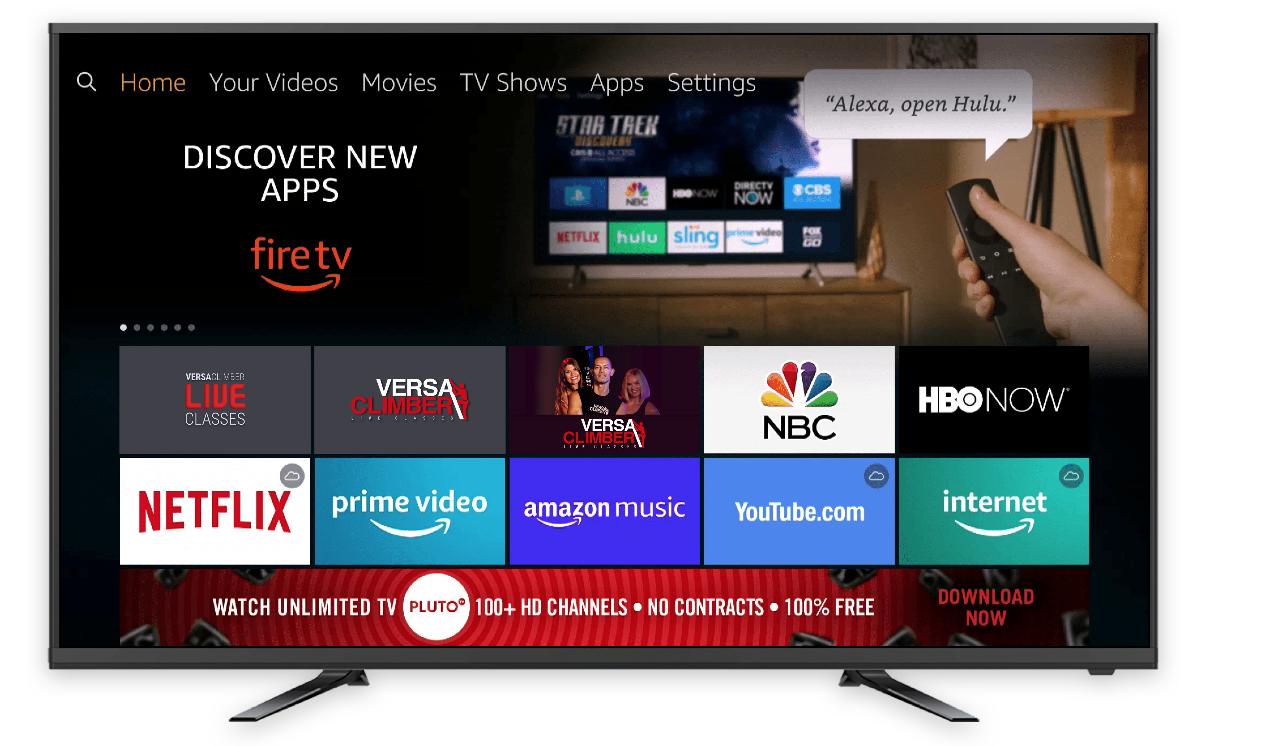TV amazon apps