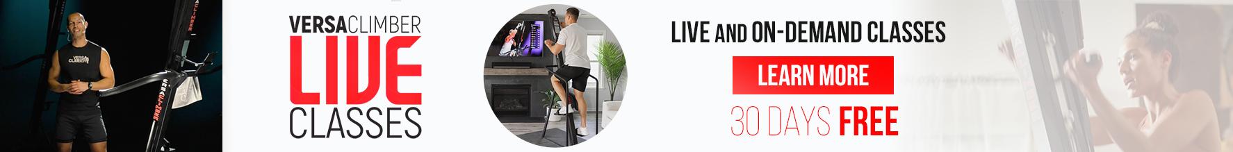 top header banner VC LIVE
